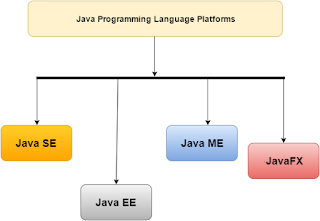 Java Programming Language Platforms