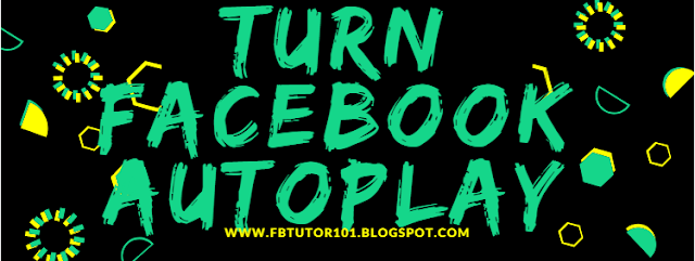 Stop Facebook Autoplay