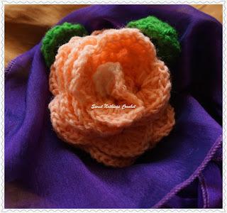 free crochet leaf motif pattern