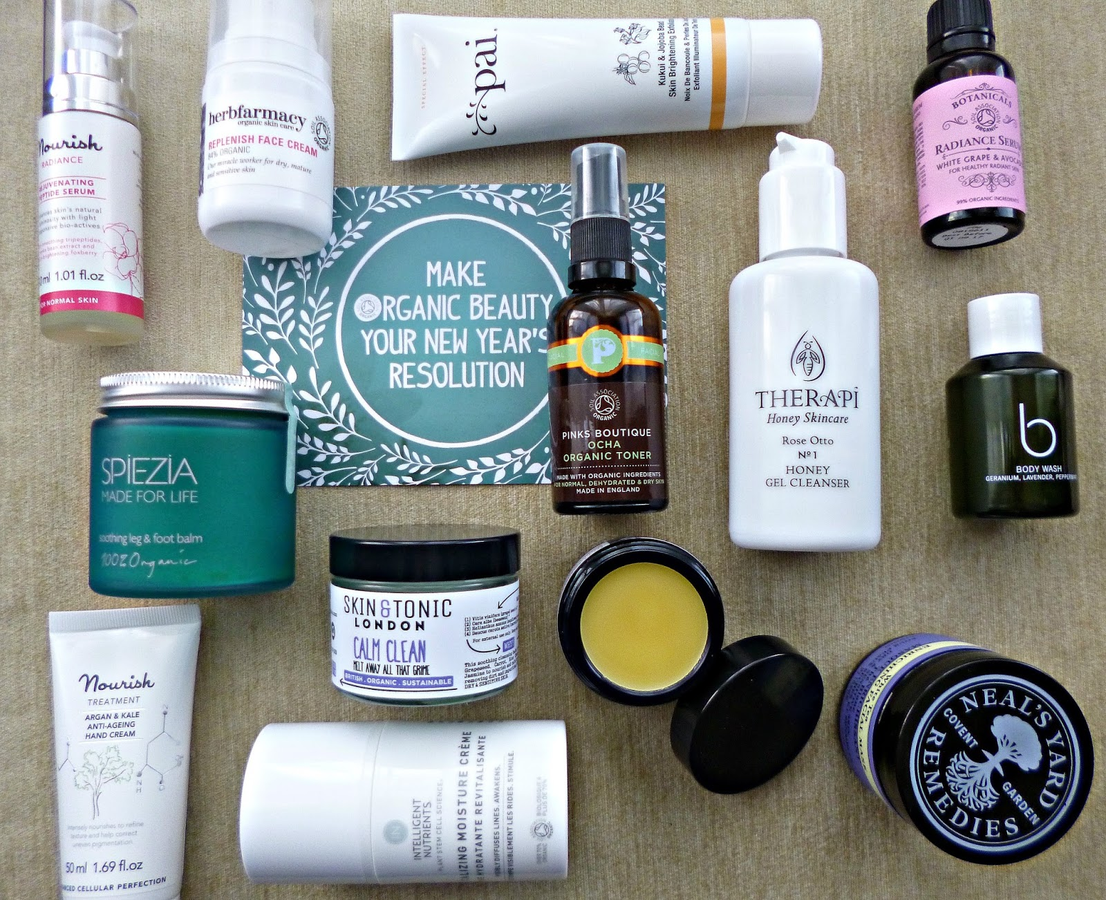 The campaign for clarity – navigating the organic beauty market