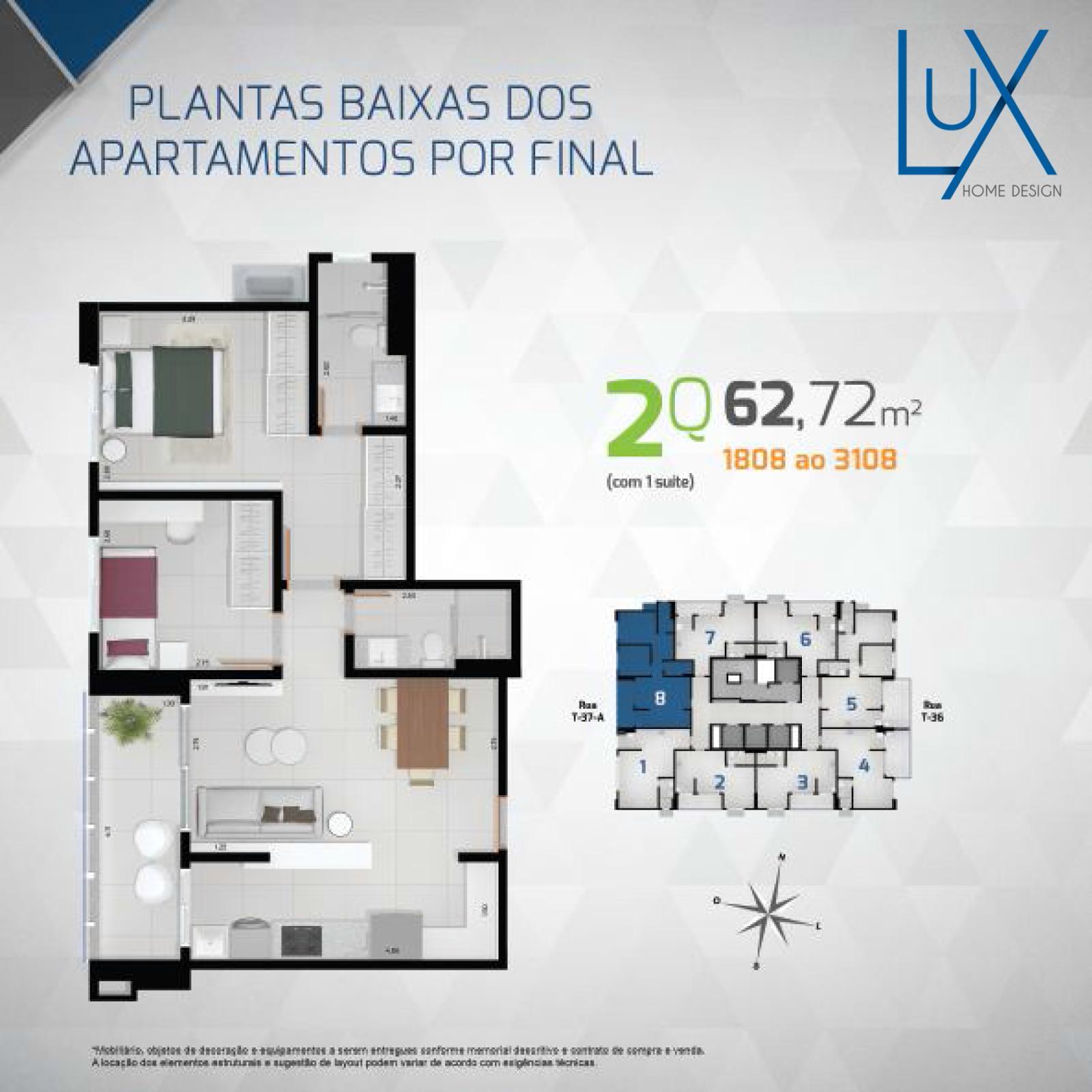 Charming R 256 010 31 Apartamento Compacto De Luxo Com Vista Para A