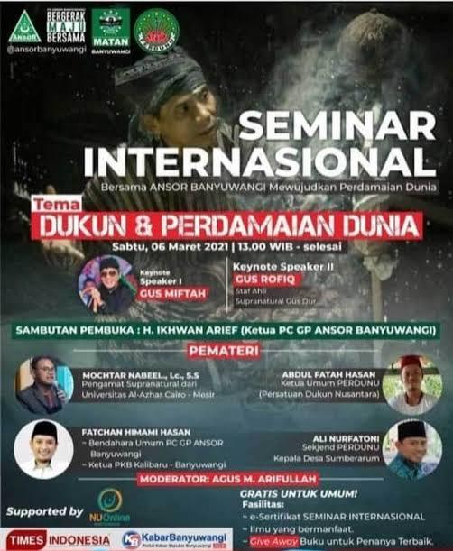Ada-Logo-GP-Ansor-dan-Supported-by-NU-Online-di-Flyer-Seminar-Dukun-Internasional