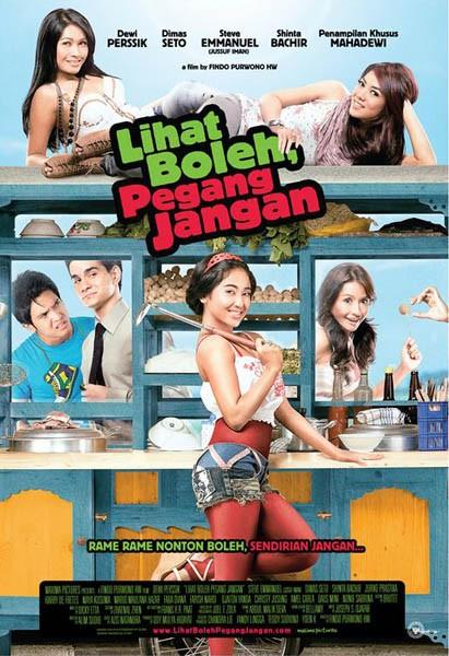 Download Lihat Boleh, Pegang Jangan (2010) DVDRip Nonton