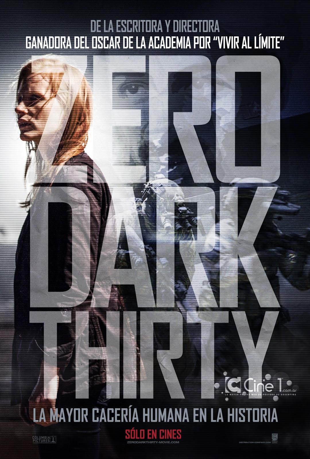 Kathryn Bigelow Zero Dark Thirty Poison Whiskey: ...