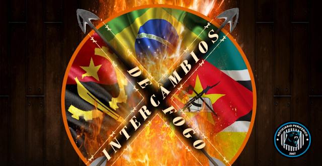 Conexão Angola/Brasil/Moçambique - Ouça o EP 'Intercâmbios de Fogo'