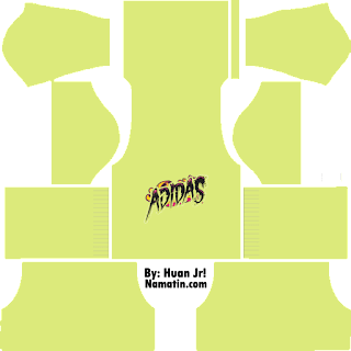 Jersey DLS Adidas Hijau