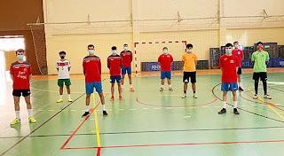 Don P´Alpie Aranjuez Fútbol-sala