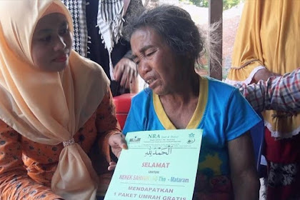 Kisah Nenek Sahnun, Pemulung yang Berkurban Sapi Dapat Hadiah Umrah Gratis