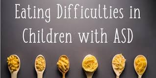 eating difficulties in autism kids