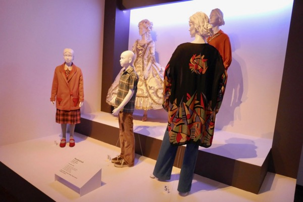 Wonderstruck film costume exhibit