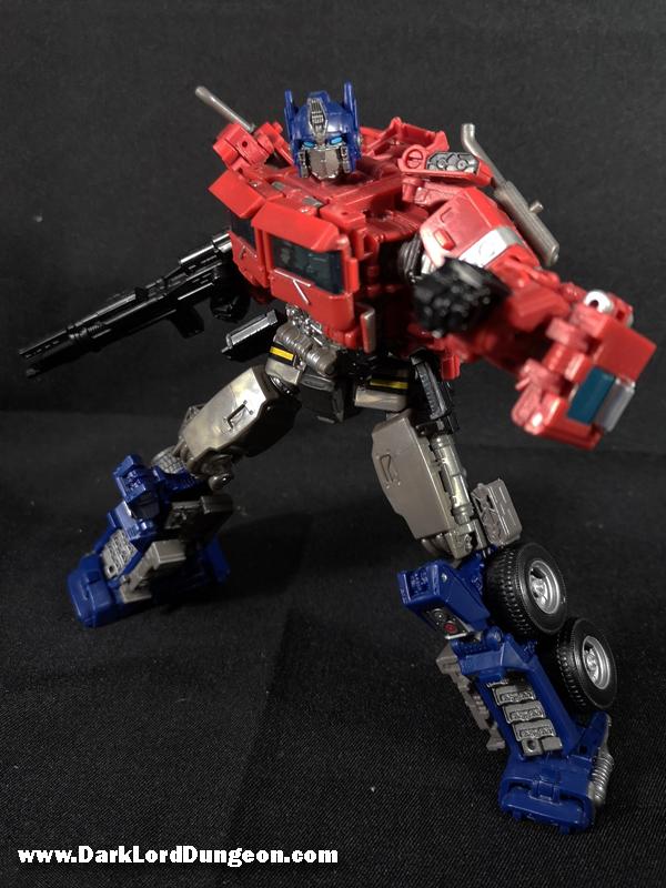 Transformers Bumblebee Studio Series Optimus Prime
