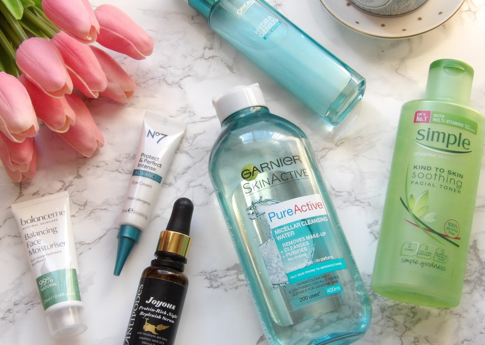 MY AUGUST SKINCARE ROUTINE FOR OILY SKIN
