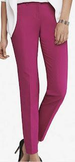 Sydney Fashion Hunter - The Monthly Wrap September 2015 - Radiant Rose editor Ankle Pants