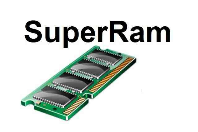 تنزيل برنامج سوبر رام لإدراة الذاكرة العشوائية على جهاز الكمبيوتر وتحسين أداء النظام