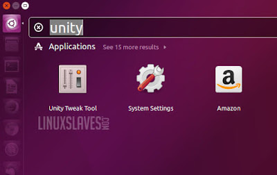Install Unity Tweak Tool in Ubuntu 16.04 LTS