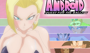 [H-GAME] Android 18 quest for the balls English Uncensored