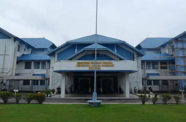 Daftar Perguruan Tinggi Negeri di Provinsi Kalimantan Selatan