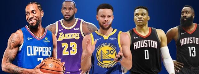 BALONCESTO - Previa NBA 2019/2020 Conferencia Oeste