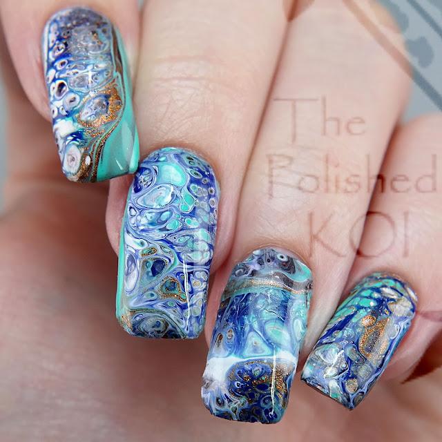 Fluid Nail Art