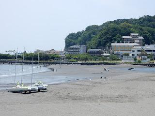 江の島トンボロ