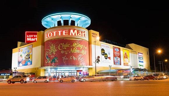Lotte Mart di Taman Surya - Kalideres, Jakarta Barat