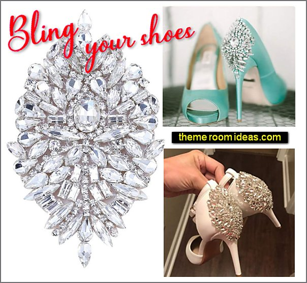 Rhinestone Crystals for Shoes  Rhinestone shoes Rhinestone wedding shoes Rhinestone party shoes
