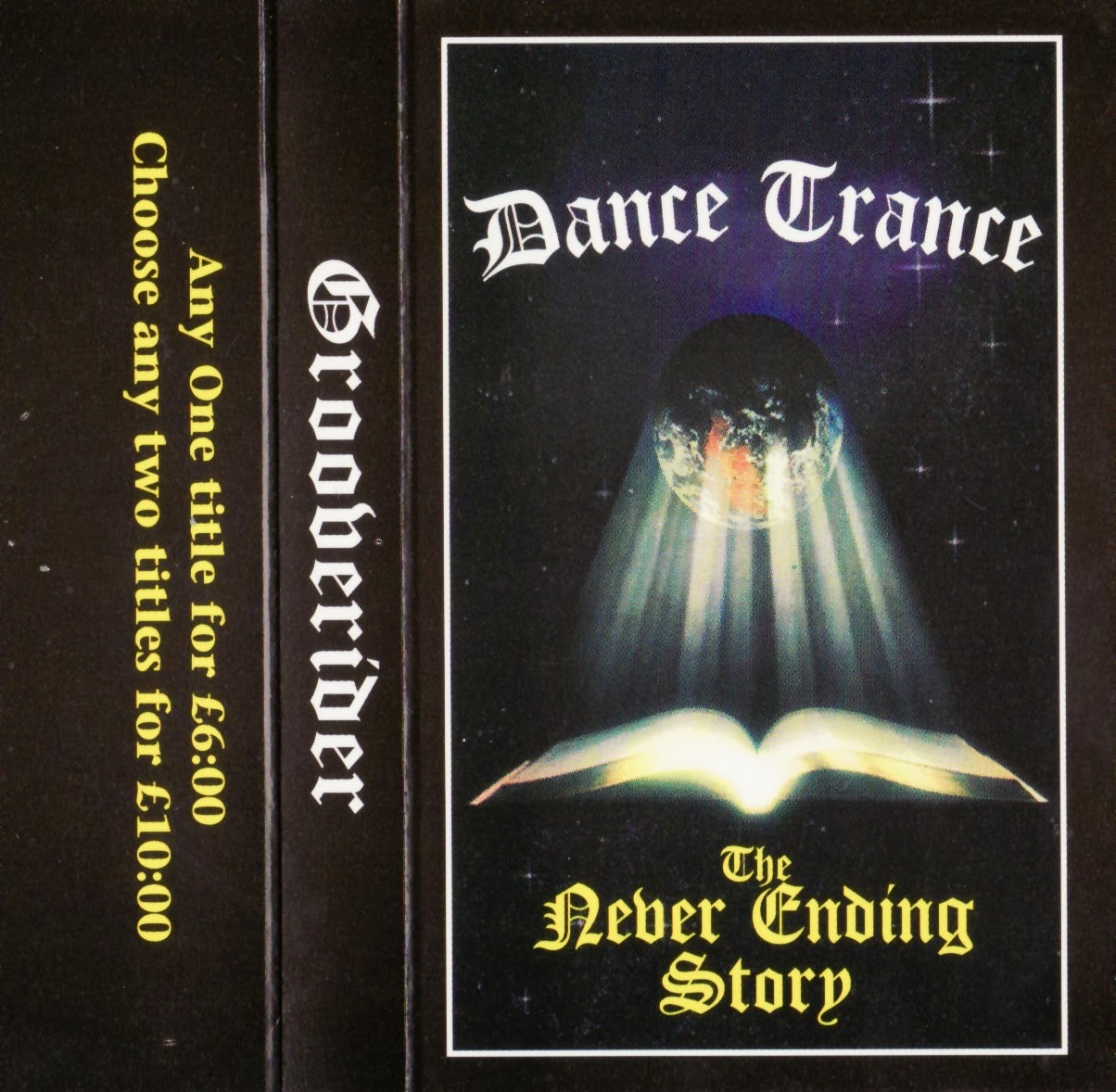 Deep inside the oldskool grooverider dance trance 39 the for Deep house 1994