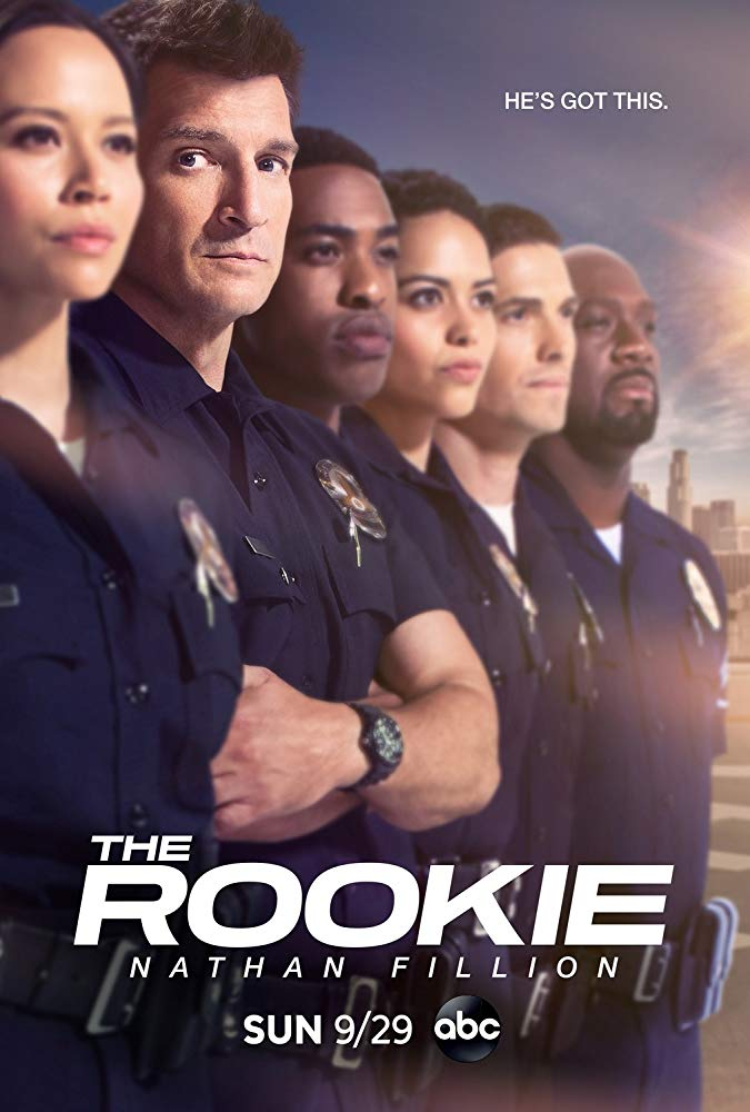 The Rookie 2×2 Subtitulado 720p
