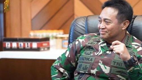 Jenderal Andika Perkasa Layak Jadi Panglima TNI, Asalkan...