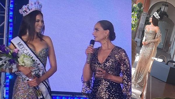Andrea Meza es Miss Universe México 2020