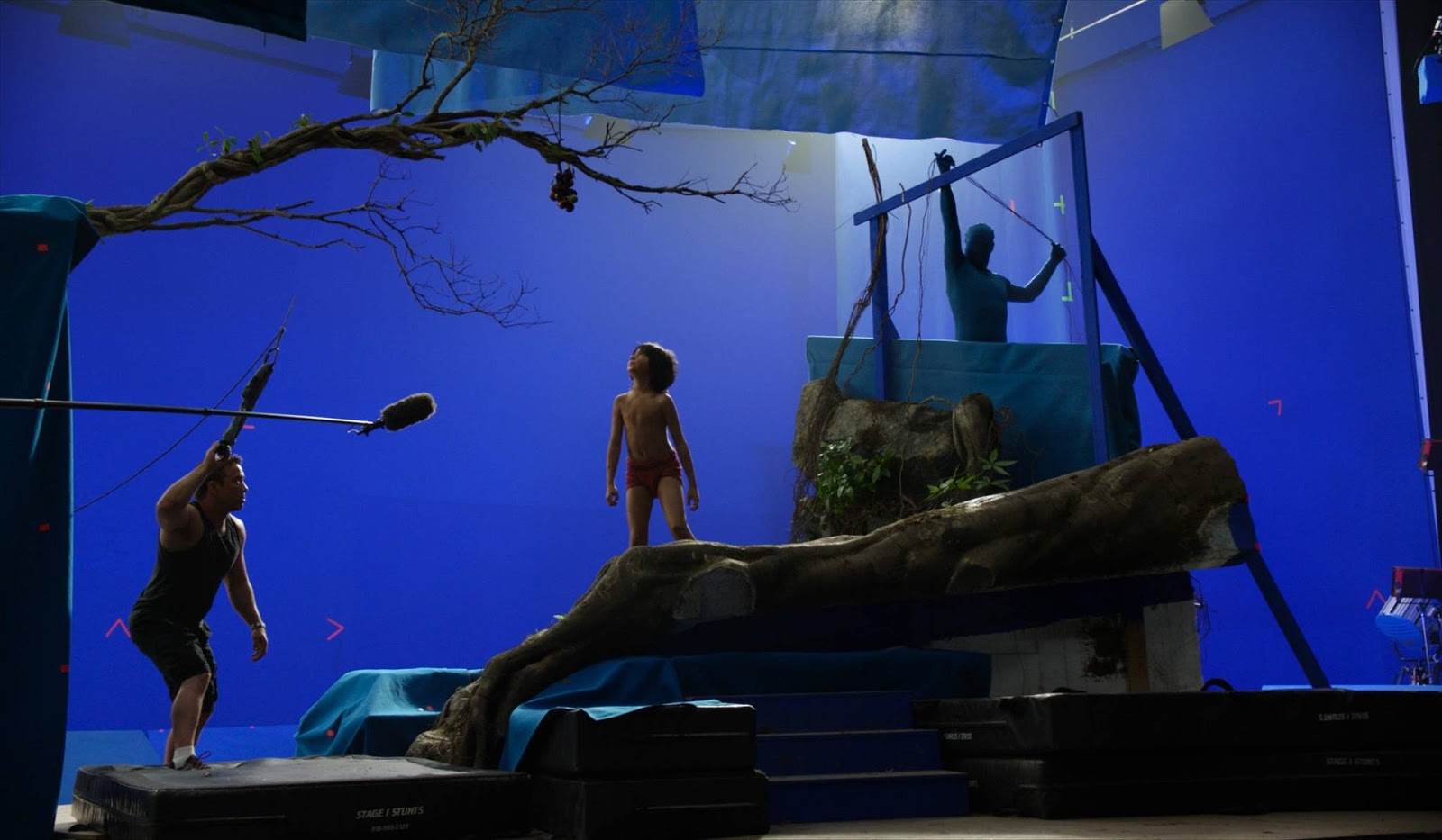 the jungle book vfx making of cg daily news