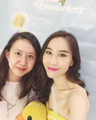 Kye Lin and Evelyn Wunderbath