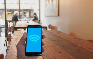 Cara Setting Hotspot/Wifi Thetering