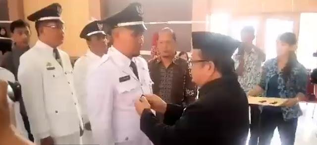 Tanpa Wali Kota, Sejumlah Pejabat Pemkot Palopo Dilantik