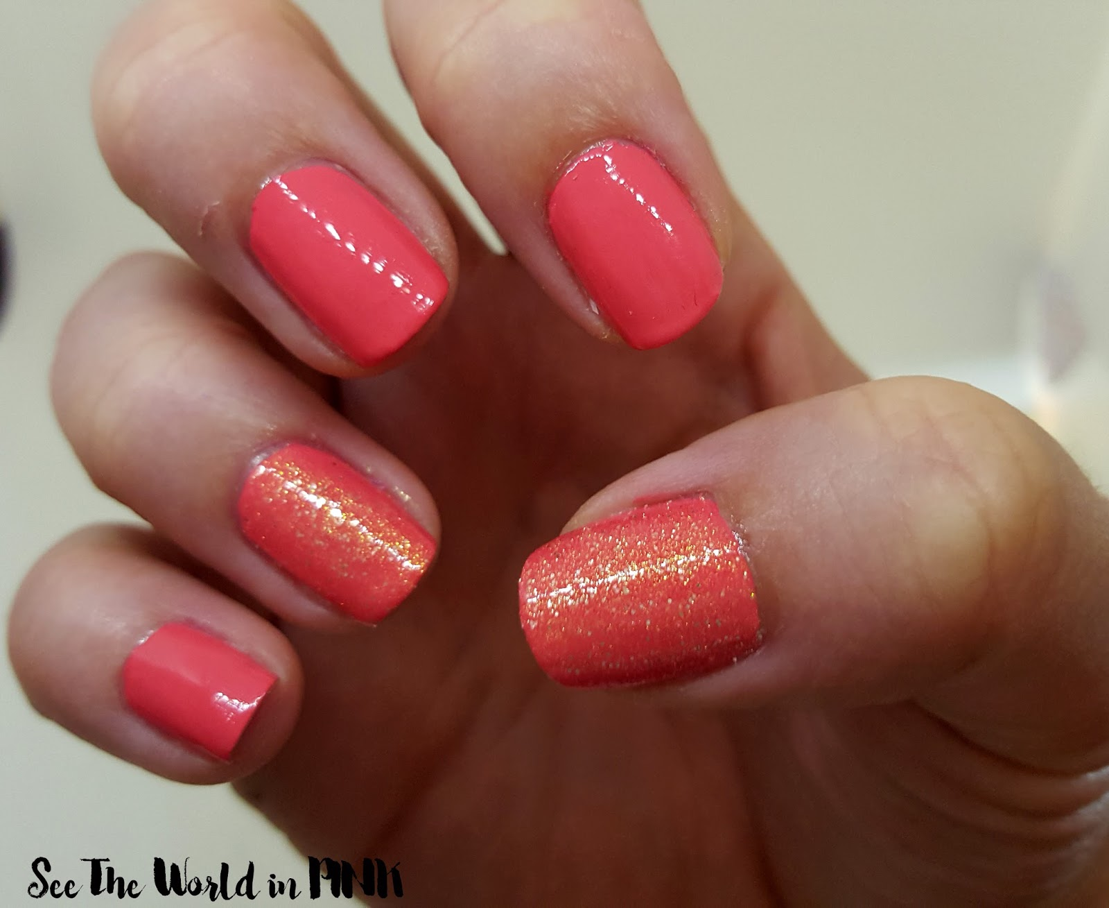 sally hansen coral reef