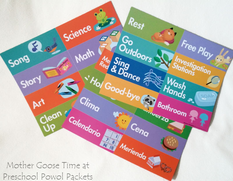 Fishbowl preschool craft mother goose time curriculum review in addition to the written lessons teaching ideas teacher planner and daily lesson bags your set includes letters to send home to parents and loads of fandeluxe Gallery