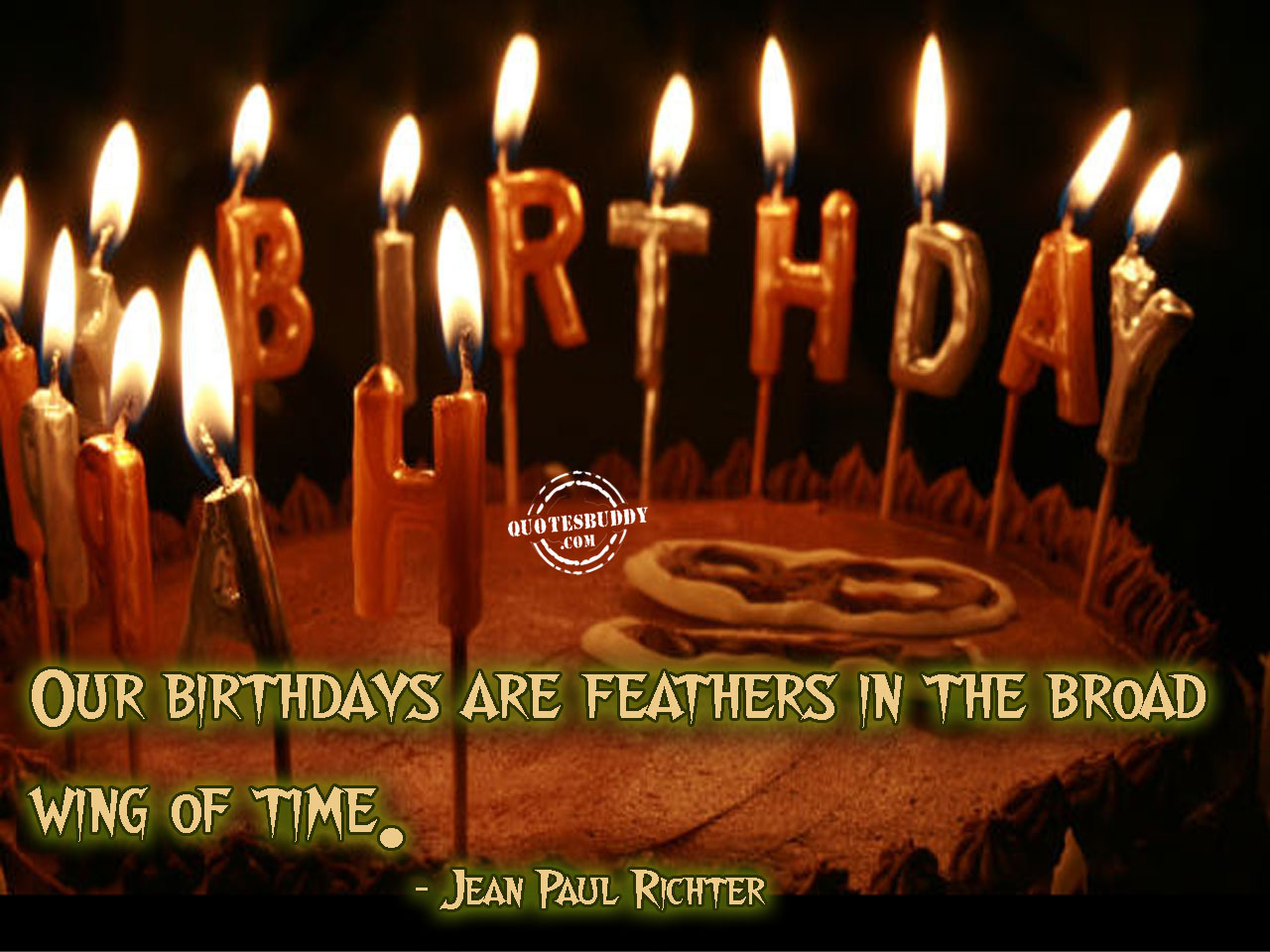 Premier Logo: Birthday Quotes