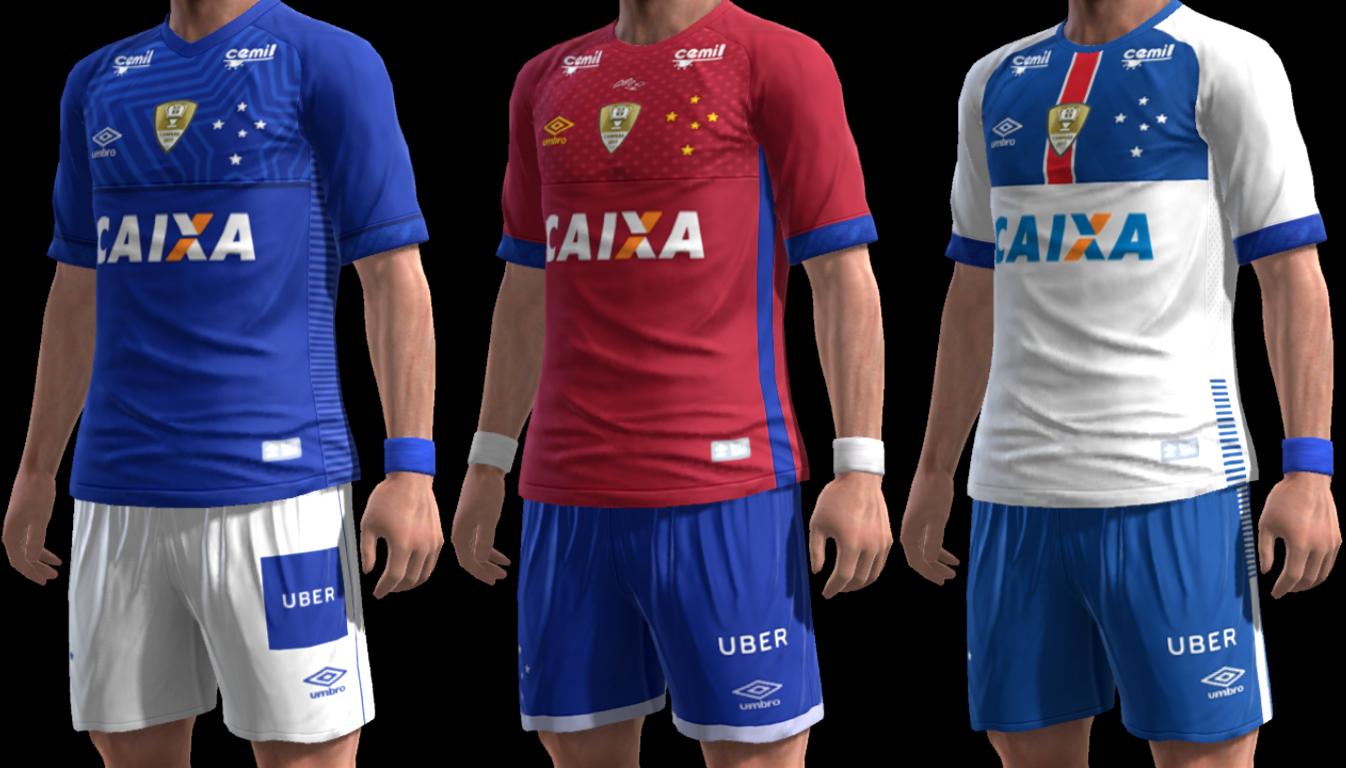 PES 2013 Cruzeiro 2018 V2 GDB by m4rcelo