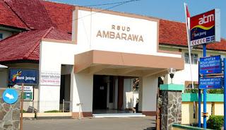 Penerimaan Pegawai Non PNS di RSUD Ambarawa Semarang Tahun 2017