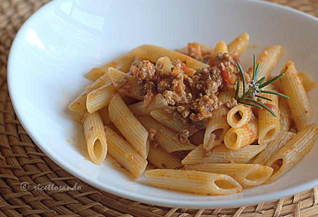 Ragù di carne alla bolognese ricetta tradizionale
