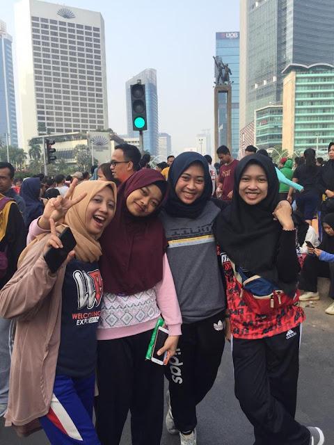 Hello, Jakarta!