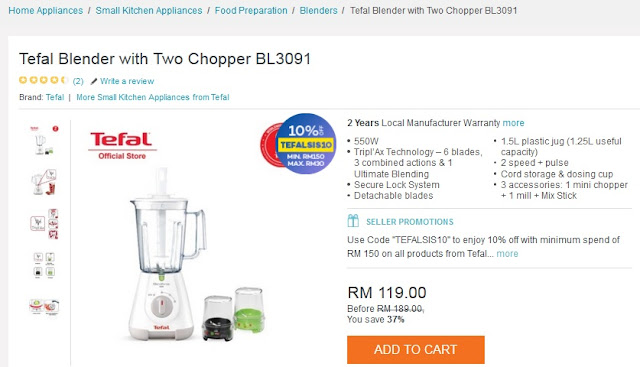 tefal-blender-with-two-chopper