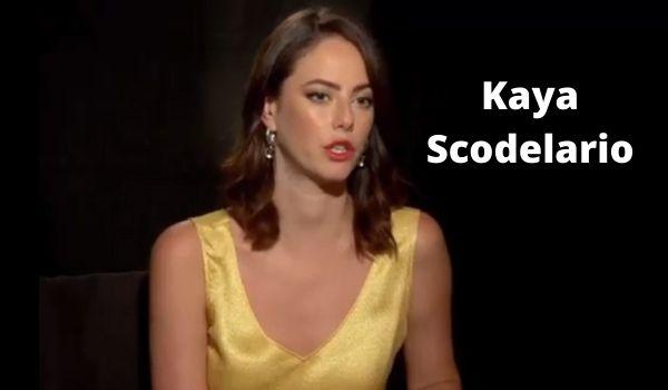 Kaya Scodelario height
