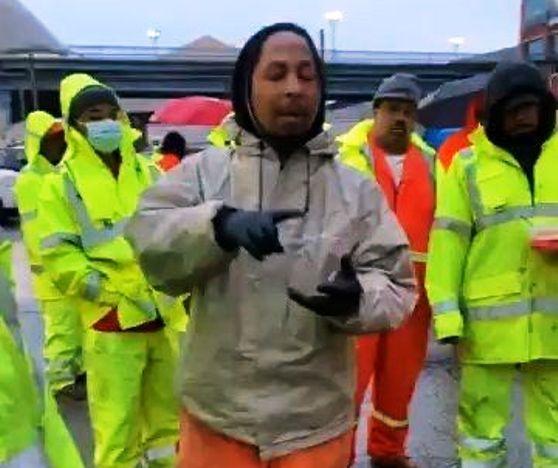 Greves e protestos alastram nos EUA com trabalhadores exigindo proteção contra covid-19
