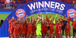 بايرن ميونخ يحقق لقب السوبر الأوروبى بالفوز على إشبيلية
