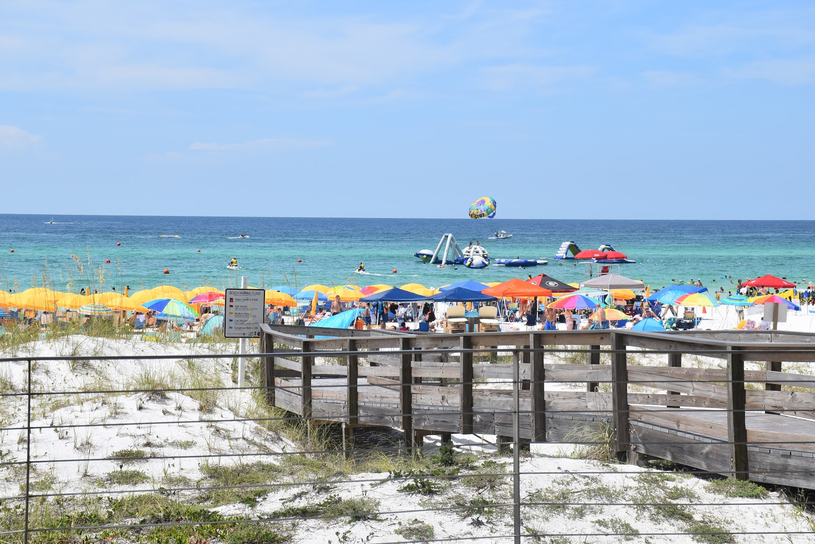Taking a Much Needed Beach Vacation in Destin Florida