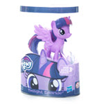 My Little Pony Molded Mane Pony Singles Twilight Sparkle Brushable Pony