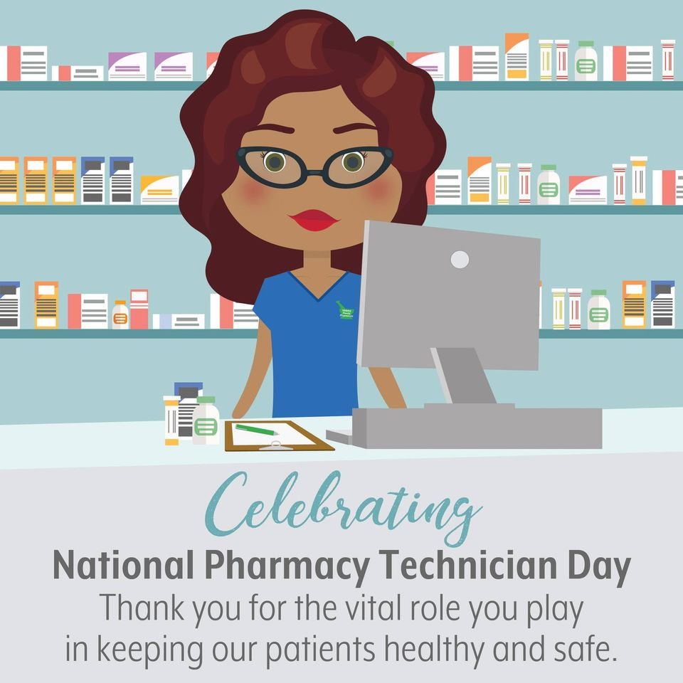 National Pharmacy Technician Day Wishes Awesome Picture