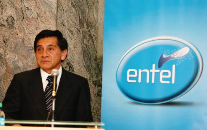Gobierno revela daño de Bs 1.700 millones en Entel y presenta querella en contra de Óscar Coca