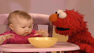 Elmo's World Hands Kids and Baby